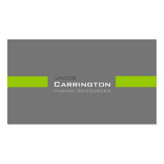 Einfache moderne Schablone 619 Visitenkarten
