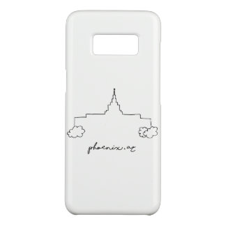 einfache moderne Skizze Tempels Phoenix Arizona Case-Mate Samsung Galaxy S8 Hülle