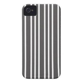 einfache Schönheit stripes neue neue Art der Liebe iPhone 4 Case-Mate Hülle