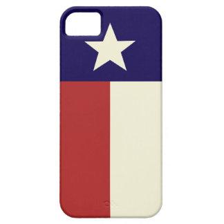 Einfache Texas-Flagge iPhone 5 Etuis