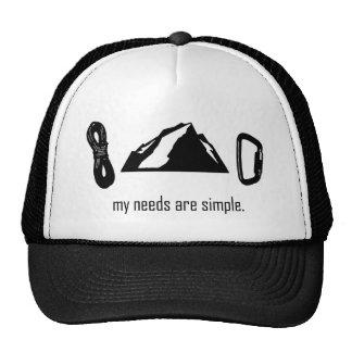 Einfacher Bedarf (Klettern) Kult Cap