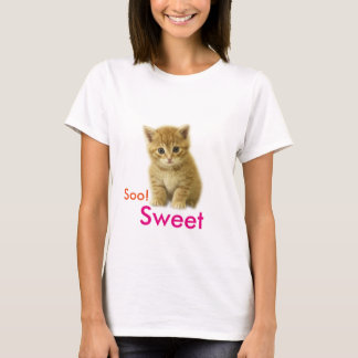 einfacher Katzenliebhaber-T - Shirtentwurf T-Shirt
