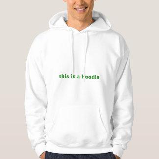 einfacher, lustiger Hoodie für jedermann