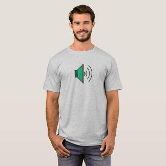Einfacher Ton auf Ikonen-Shirt T-Shirt