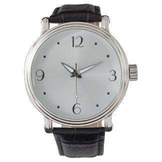 Einfaches großes Gesicht > Vintage ewatch Uhr