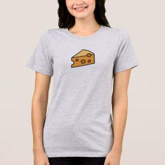 Einfaches Käse-Ikonen-Shirt T-Shirt