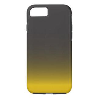 Einfaches Schwarzes und GoldiPhone 7 Fall, stark iPhone 8/7 Hülle