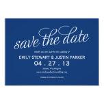 einfaches Skript Save the Date Einladung