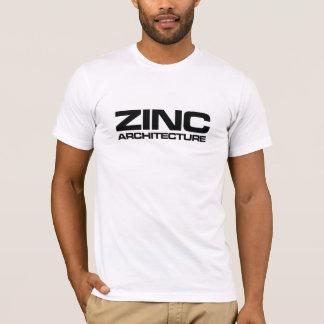 Einfaches Zink T T-Shirt