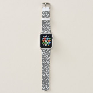 Einfarbige Ananas Apple Watch Armband