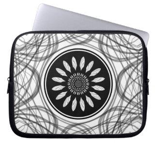 Einfarbige Mitte Laptopschutzhülle