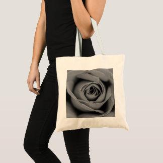 Einfarbige Rosen-Budget-Taschen-Tasche Tragetasche