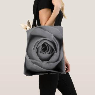 Einfarbige Rosen-Taschen-Tasche Tasche
