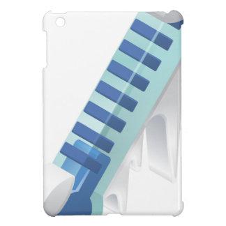Einfrierender kalter Thermometer iPad Mini Hülle