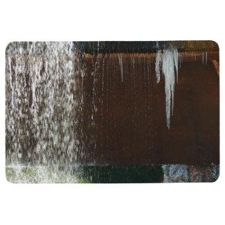 Einfrierendes Wasser Bodenmatte