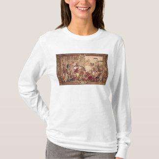 Eingang von Alexander III das große in T-Shirt