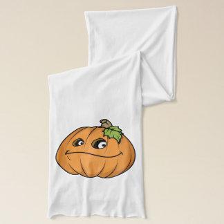 Eingebildeter Halloween-Kürbis Schal