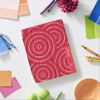 Eingeborene Linie Malerei iPad Abdeckung iPad Smart Cover