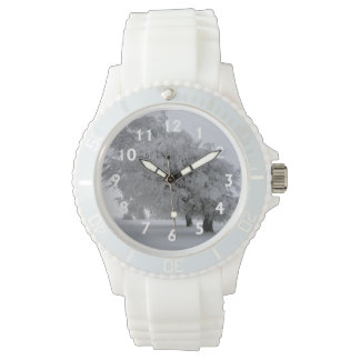 Eingefroren Armbanduhr