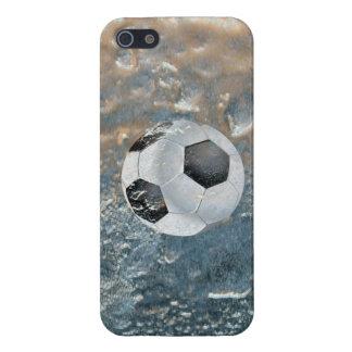 Eingefroren in Eis-Fußball-Sport iPhone 5 Fall Hülle Fürs iPhone 5