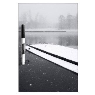 Eingefroren Memoboard
