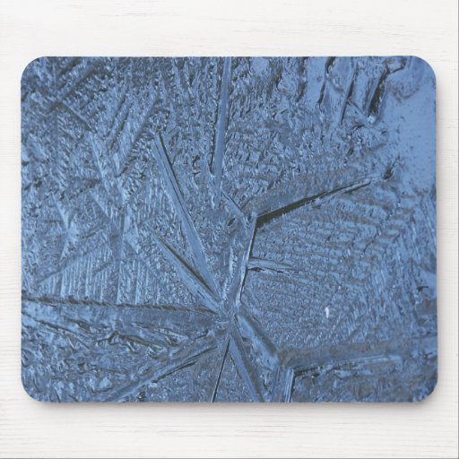 eingefroren mauspad
