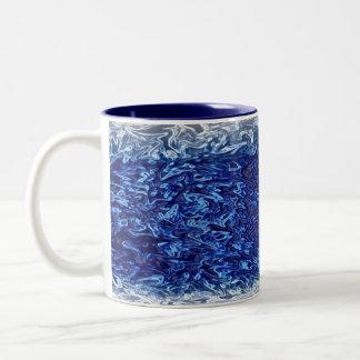 Eingefroren Zweifarbige Tasse
