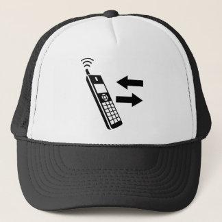 Eingehende Anruf-abgehende Ruf-Haus-Telefon Truckerkappe