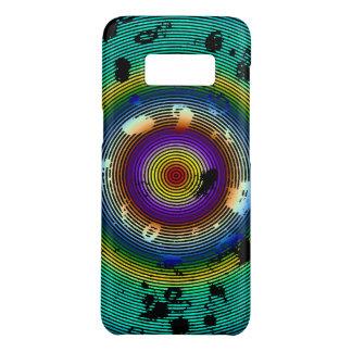 Eingekreistes Mehrfarbenmuster Case-Mate Samsung Galaxy S8 Hülle