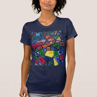 eingeschlossen innerhalb des T - Shirt