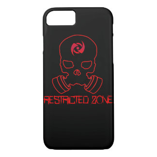 Eingeschränkte Zone durch ZF Telefon-Gehäuse iPhone 8/7 Hülle