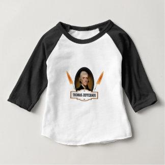 eingesperrte tj Kunst Baby T-shirt