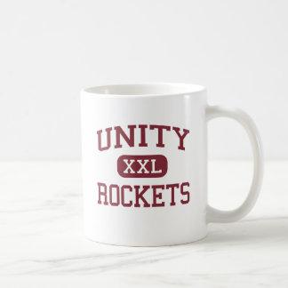 Einheit - Rockets - Highschool - Tolono Illinois Kaffeetasse