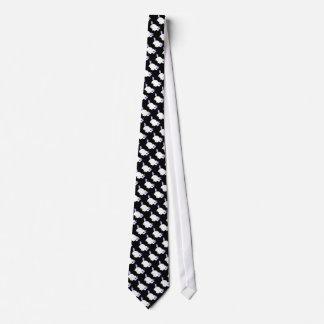 Einhorn Bedruckte Krawatte