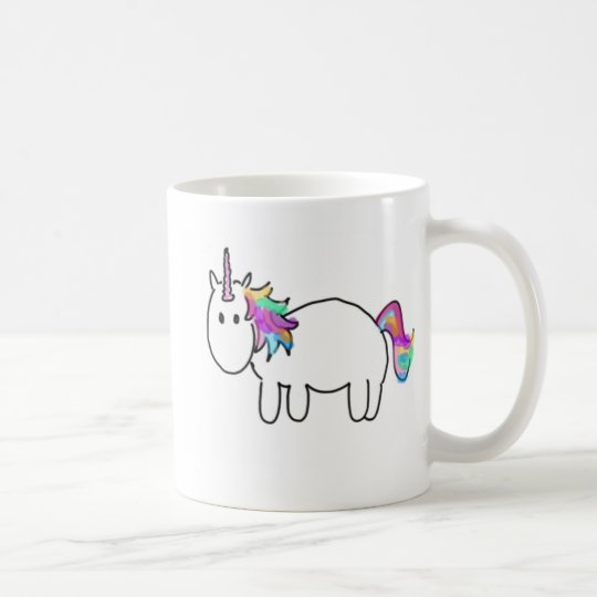 Einhorn for you kaffeetasse