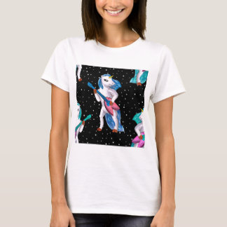 einhorn Galaxie T-Shirt
