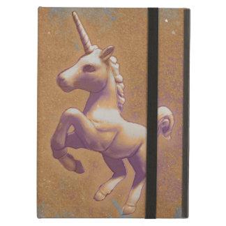 Einhorn iPad Fall (Metalllavendel)