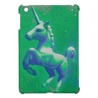 Einhorn iPad Minifall (glühend Smaragd) iPad Mini Hülle