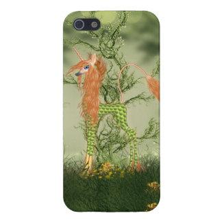 Einhorn Kirin Fantasie-Kunst Etui Fürs iPhone 5