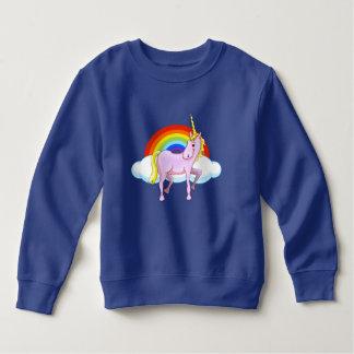 Einhorn-Kleinkind-Sweatshirt Sweatshirt