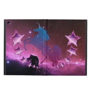 Einhorn mit Sternen