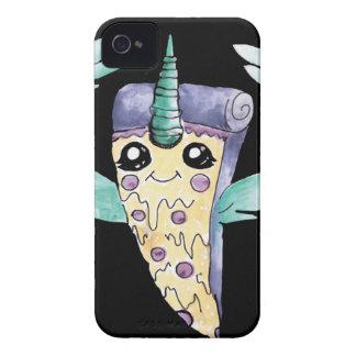 einhorn Pizza 2 iPhone 4 Case-Mate Hülle