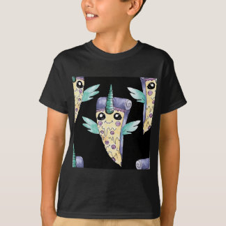 einhorn Pizza 2 T-Shirt