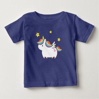 Einhorn-Pony Baby T-shirt