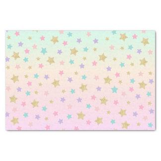 Einhorn-Seidenpapier Seidenpapier
