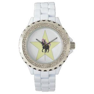 Einhorn-Uhr Armbanduhr
