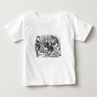 Einhorn und Löwe Baby T-shirt