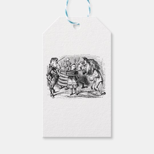Einhorn und Löwe Geschenkanhänger