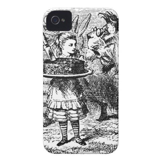 Einhorn und Löwe iPhone 4 Case-Mate Hüllen