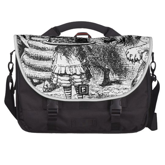 Einhorn und Löwe Laptop Taschen